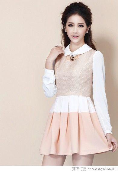 连衣裙,打响初春时尚速决战