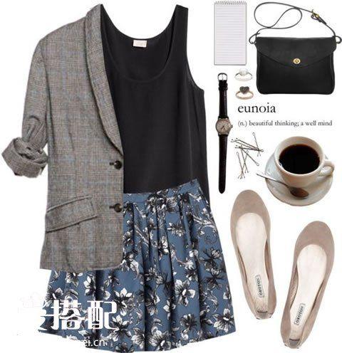15个早秋穿衣搭配 给你时尚的灵感
